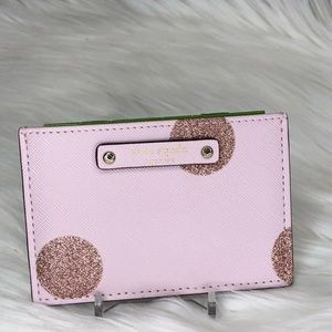 Kate Spade Haven lane graham Cardholder Wallet